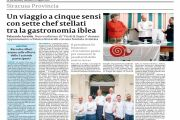 Da: La Sicilia del 20 Luglio 2020