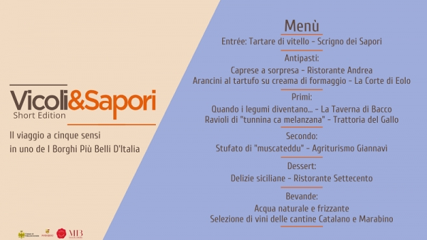 Vicoli&Sapori | Short Edition